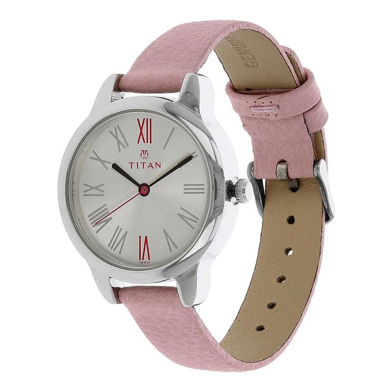 ساعت مچی عقربه ای زنانه تایتن مدل T2481SL01