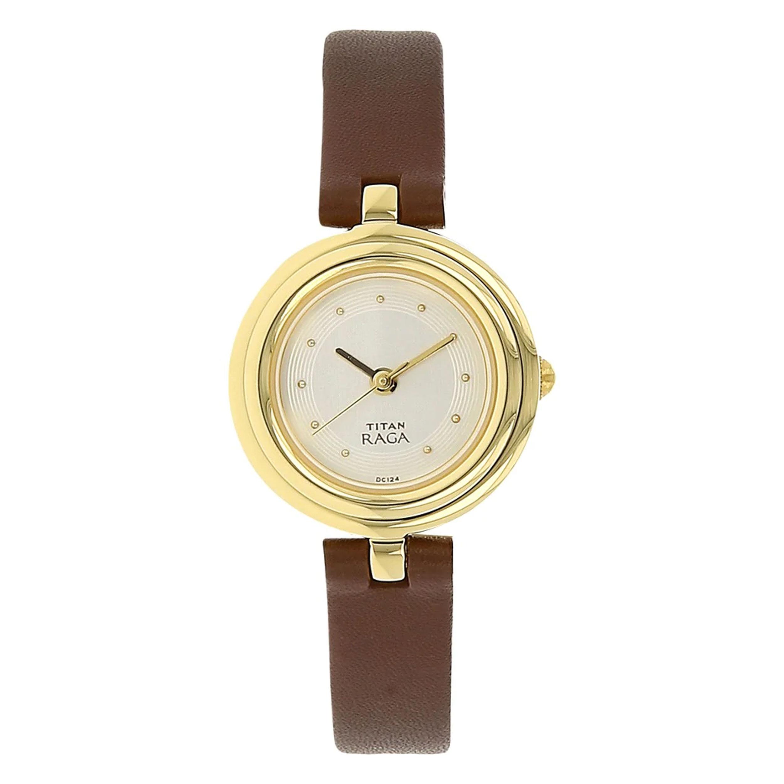 ساعت  زنانه تایتن مدل T2498YL01