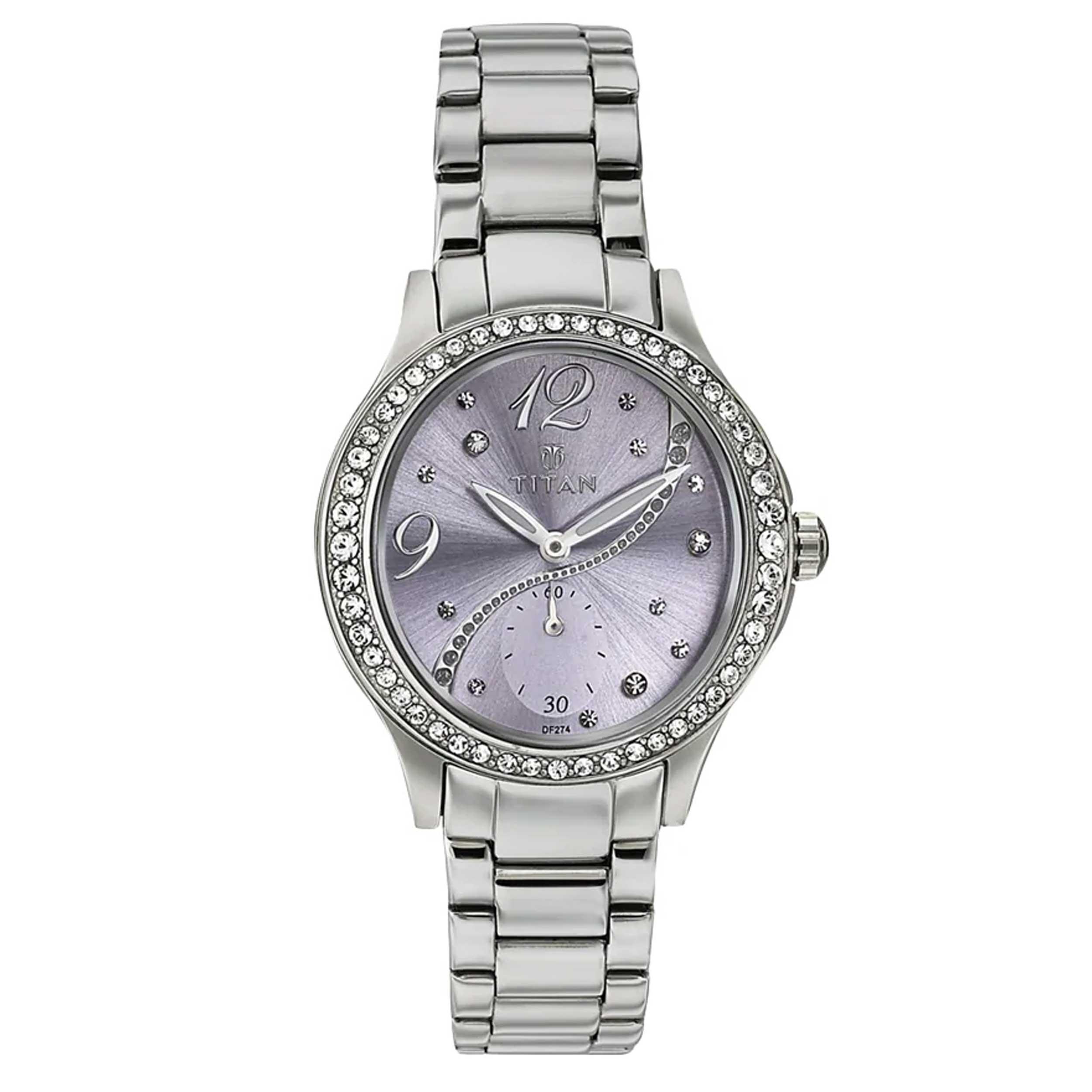 ساعت  زنانه تایتن مدل T95024SM02