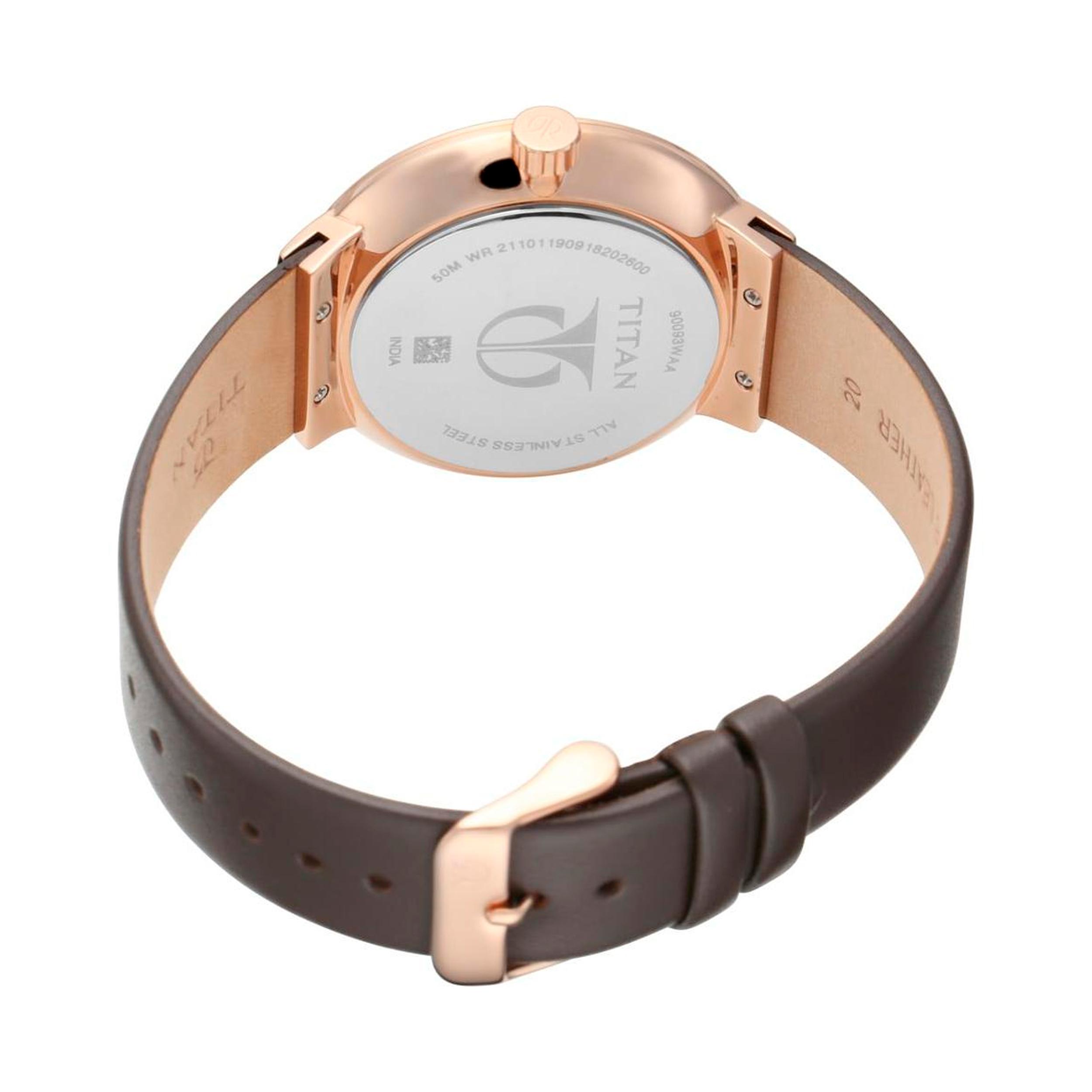 قیمت                      ساعت مچی عقربه ای مردانه تایتن مدل T90093WL01