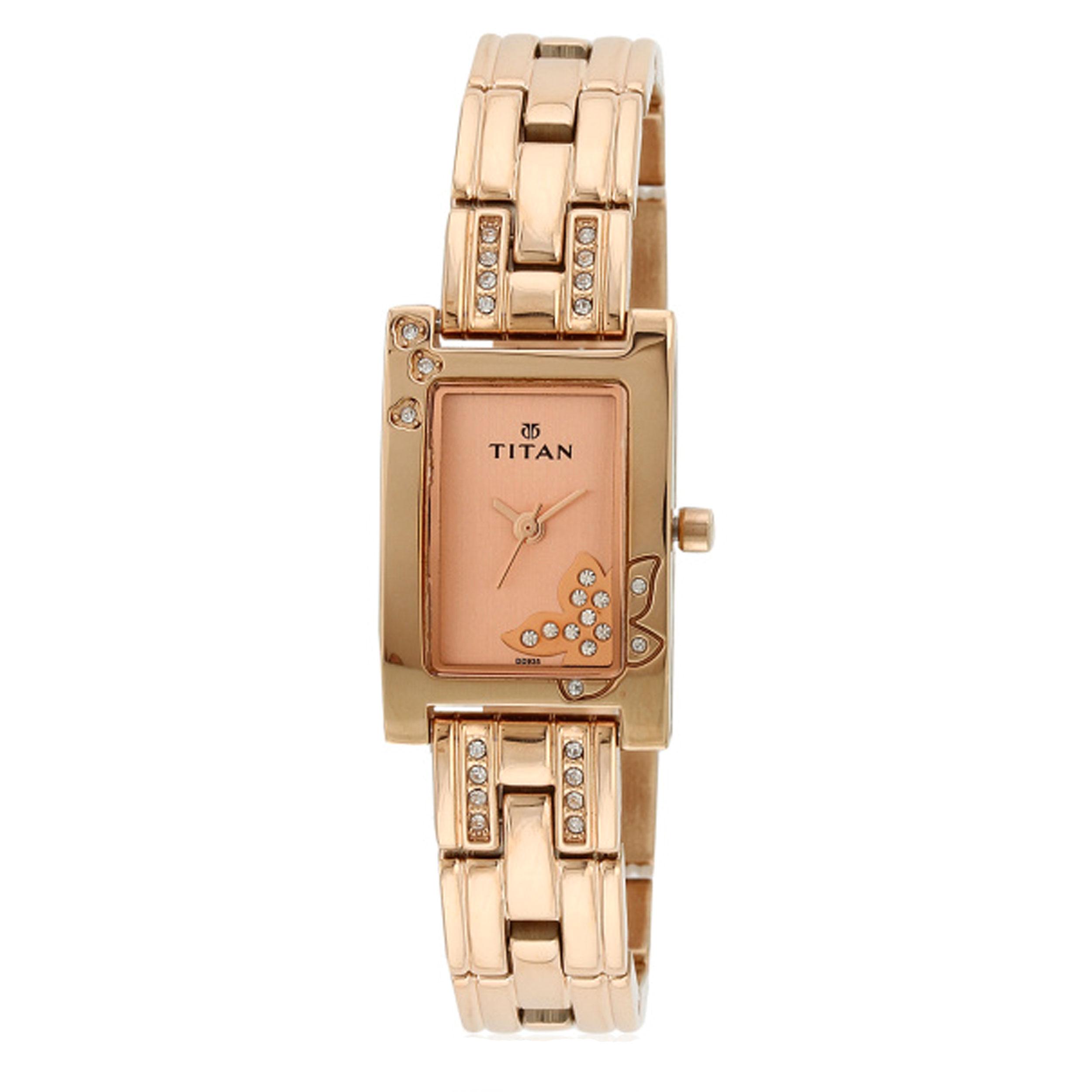 ساعت  زنانه تایتن مدل T9716WM01
