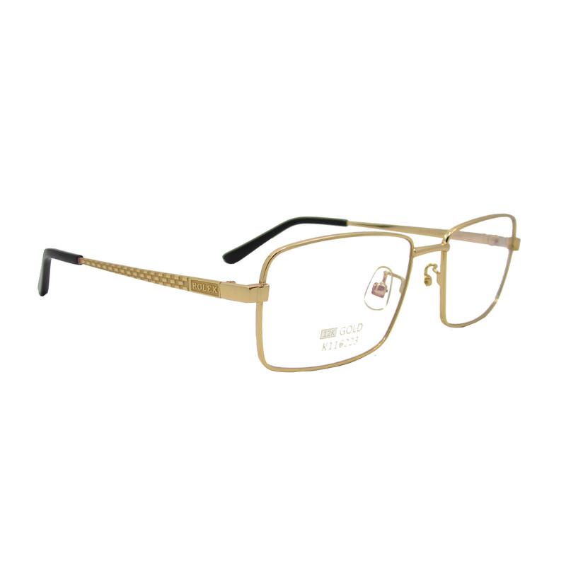 فریم عینک طبی مردانه رولکس کد 11s1
