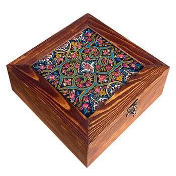 جعبه چای کیسه ای کد C23
