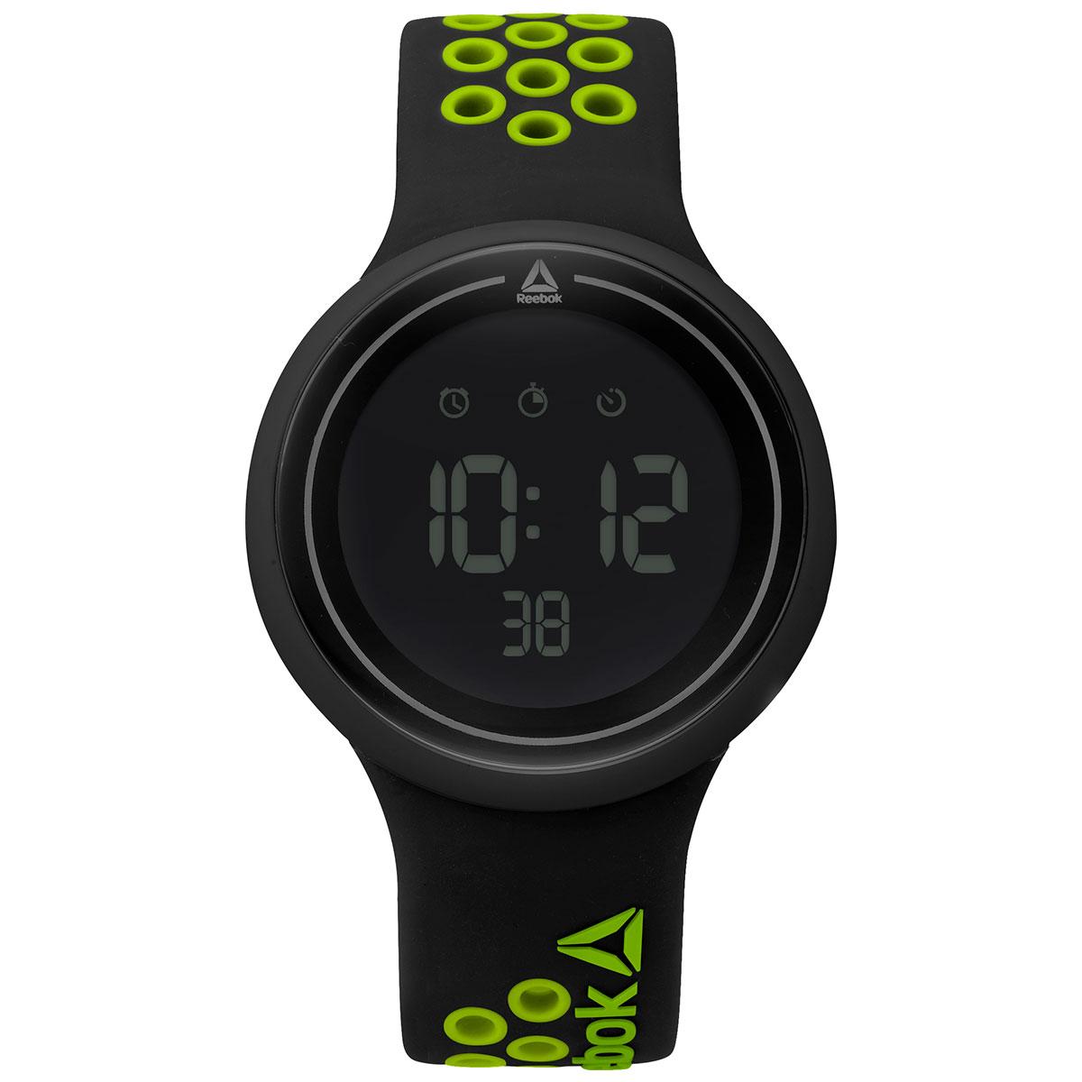 کد تخفیف                                      ساعت مچی دیجیتال مردانه ریباک مدل RD-DUR-G9-PBIB-BY