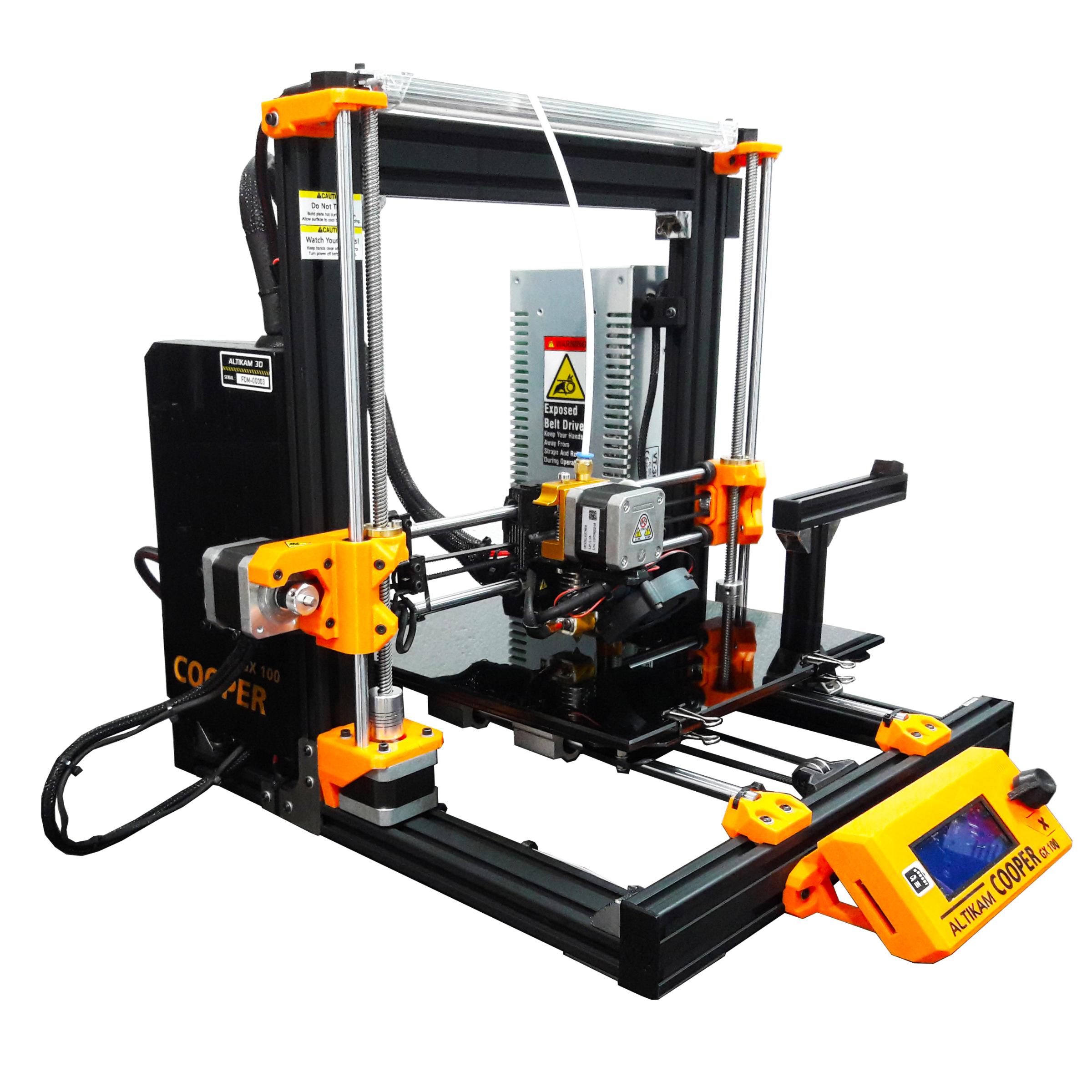 پرینتر سه بعدی آلتیکام مدل Cooper GX100