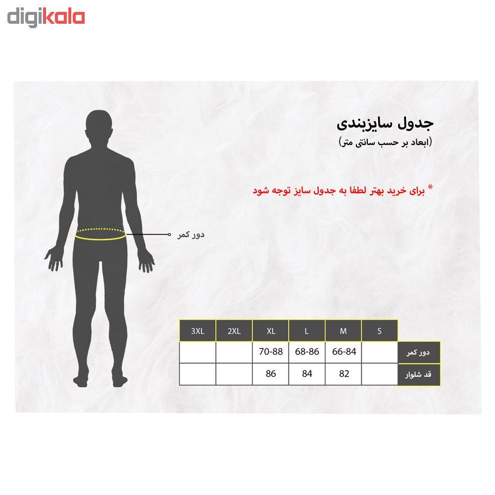 لگینگ ورزشی زنانه کد 031-2725 رنگ طوسی main 1 4