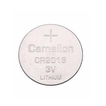 باتری سکه ای کملیون مدل CR 2016 کد 213 بسته 5 عددی