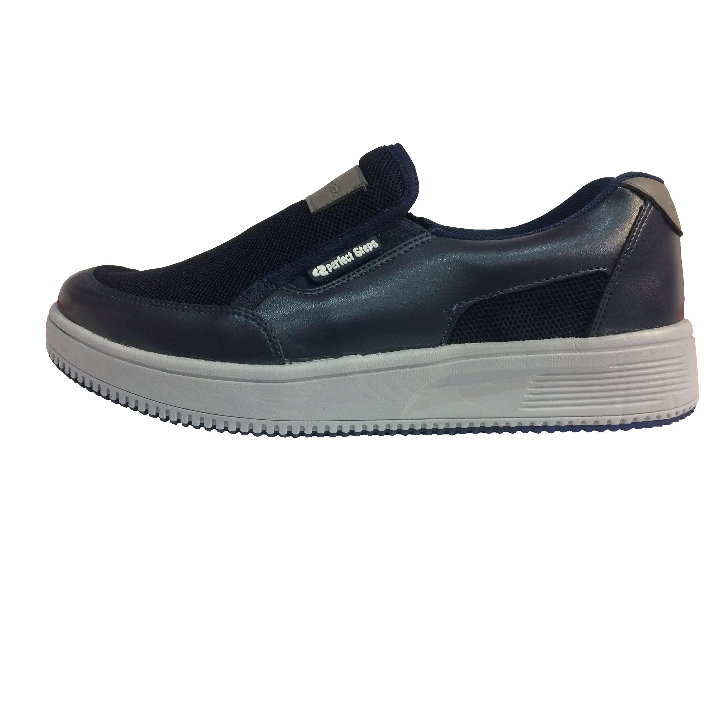 کفش مخصوص پیاده روی زنانه پرفکت استپس مدل لایف رنگ سرمه ای