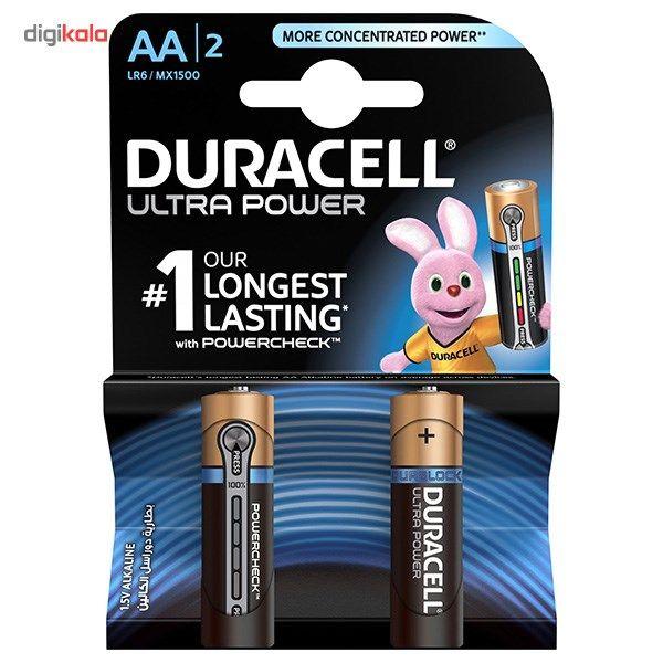 باتری قلمی دوراسل مدل Ultra Power بسته 2 عددی main 1 1