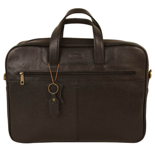 کیف اداری مردانه پارینه چرم مدل L159