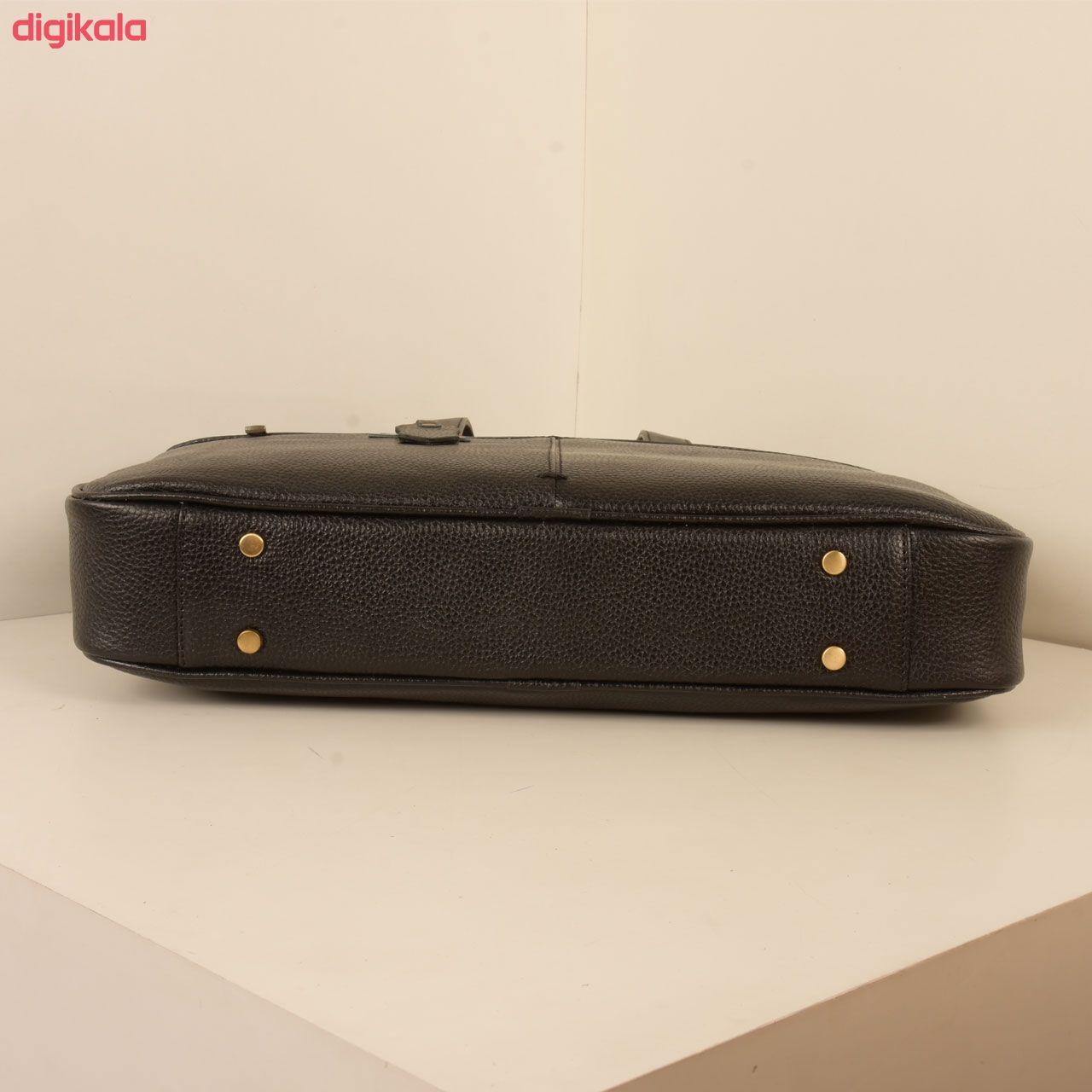 کیف اداری مردانه پارینه چرم مدل L159 main 1 4