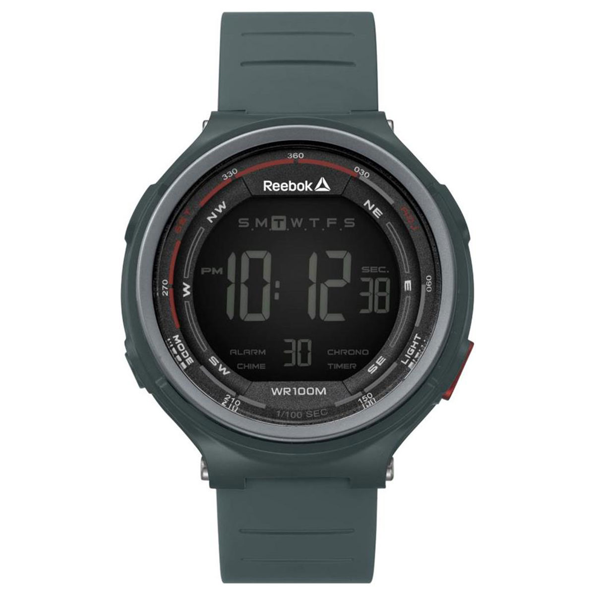 کد تخفیف                                      ساعت مچی دیجیتال مردانه ریباک مدل RD-KLS-G9-PGPG-BR