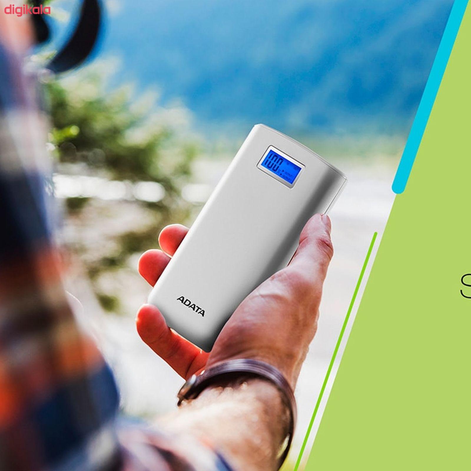 شارژر همراه ای دیتا مدل S20000D ظرفیت 20000 میلی آمپر ساعت  main 1 3