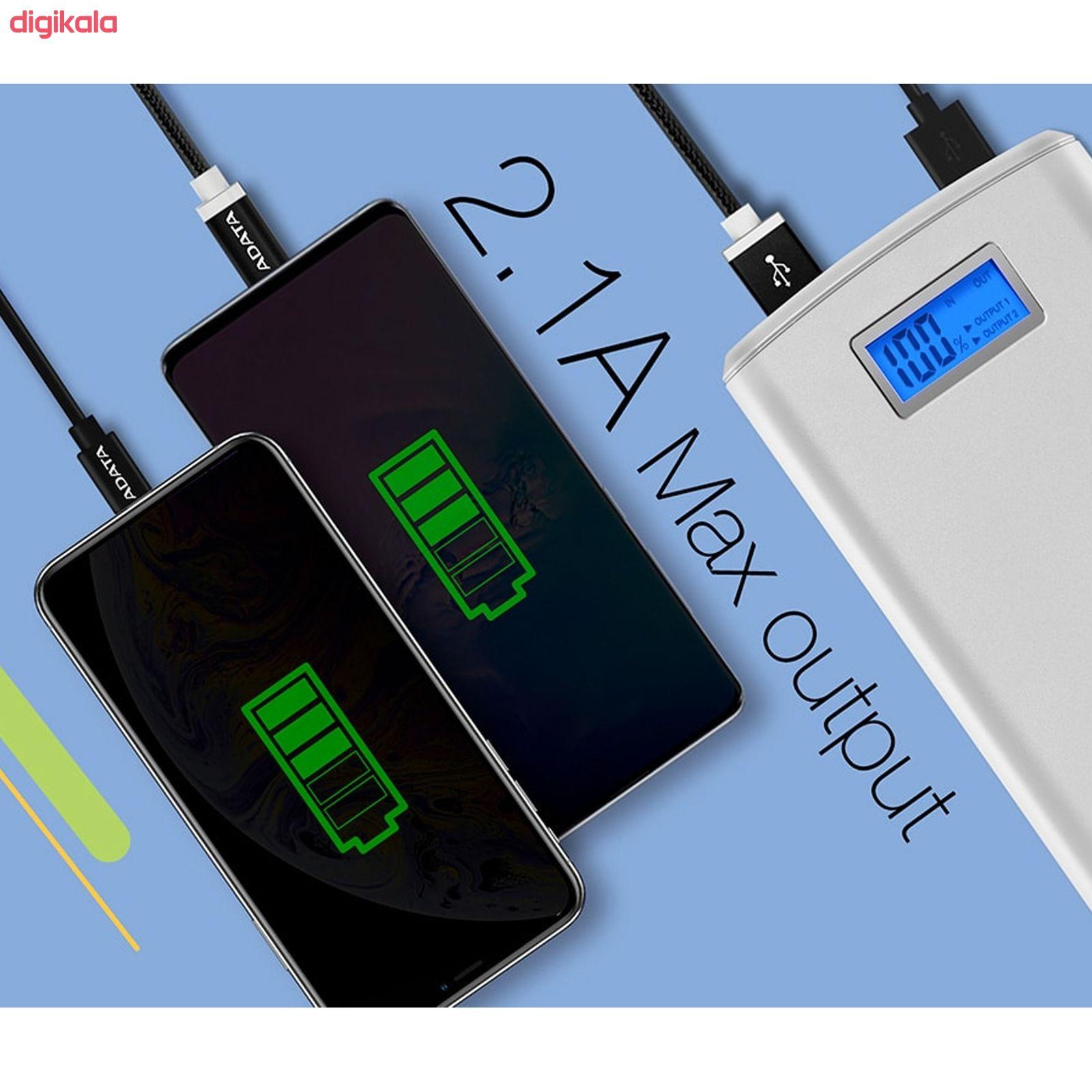 شارژر همراه ای دیتا مدل S20000D ظرفیت 20000 میلی آمپر ساعت  main 1 5