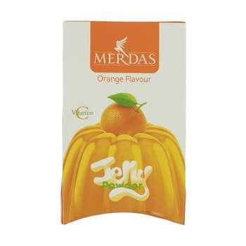 پودر ژله مرداس با طعم پرتقال - 100 گرم