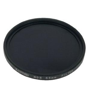 فیلتر لنز زومی مدل ND8  55mm