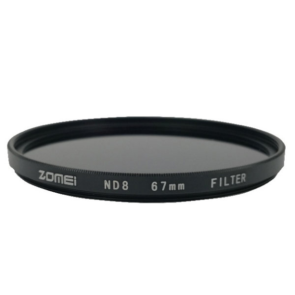 فیلتر لنز زومی مدل ND8 67mm