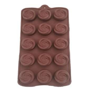 قالب شکلات طرح گل کد 01