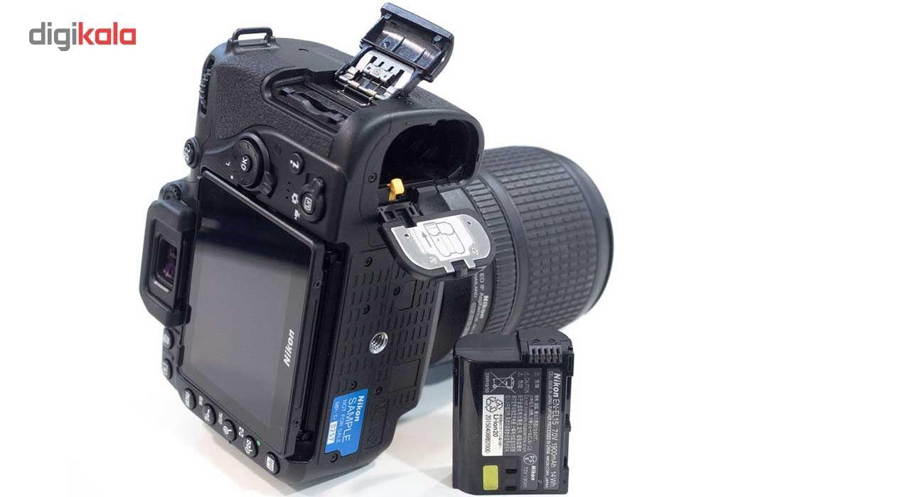 دوربین دیجیتال نیکون مدل D7500 به همراه لنز 18-140 میلی متر VR AF-S DX main 1 3