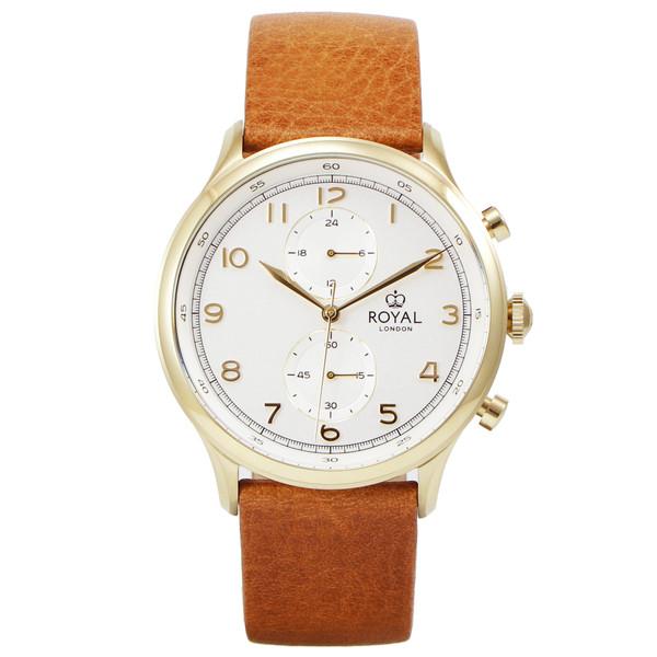 ساعت مچی عقربه ای مردانه رویال لندن مدل RL-41385-04