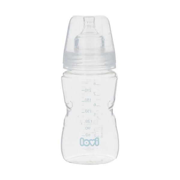 شیشه شیر کودک لاوی کد 07 ظرفیت 250 میلی لیتر