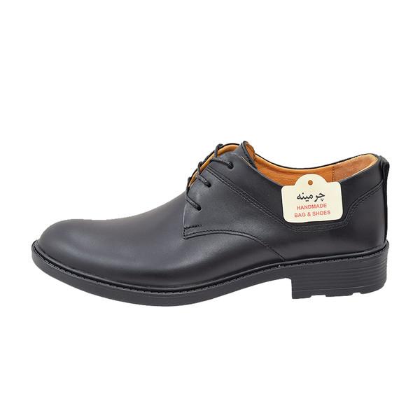 کفش مردانه چرمینه کد 122