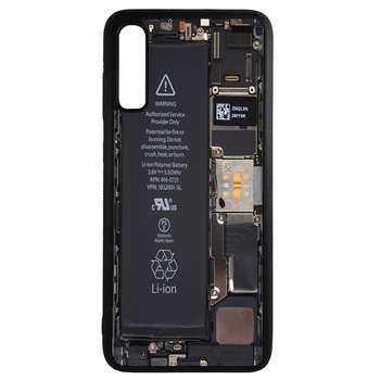 کاور طرح پشت موبایل کد 11050646 مناسب برای گوشی موبایل سامسونگ galaxy a30s