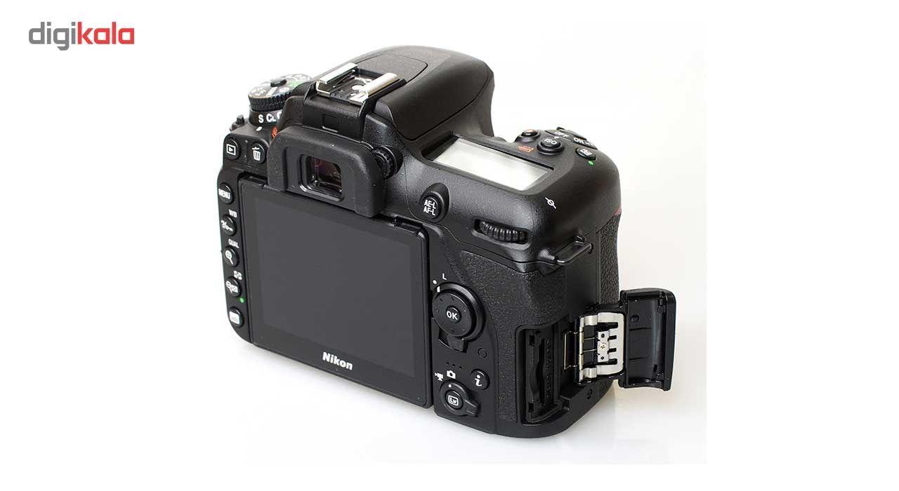 دوربین دیجیتال نیکون مدل D7500 به همراه لنز 18-140 میلی متر VR AF-S DX main 1 4