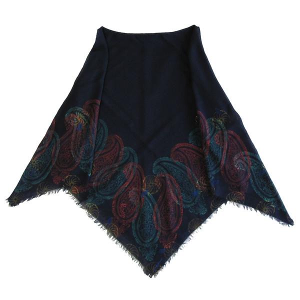 روسری زنانه سروین مدل زورق کد szo107