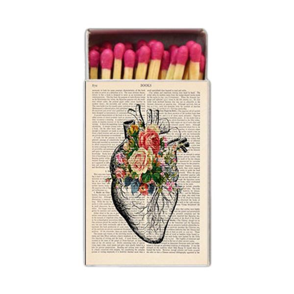 کبریت طرح قلب کد 720