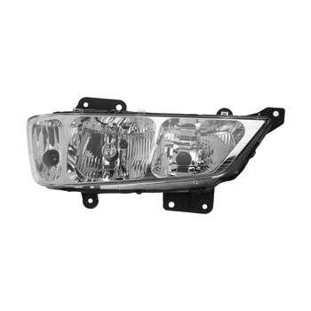 چراغ جلو چپ کروز پلاس مدل CR50030801 مناسب برای پژو پارس