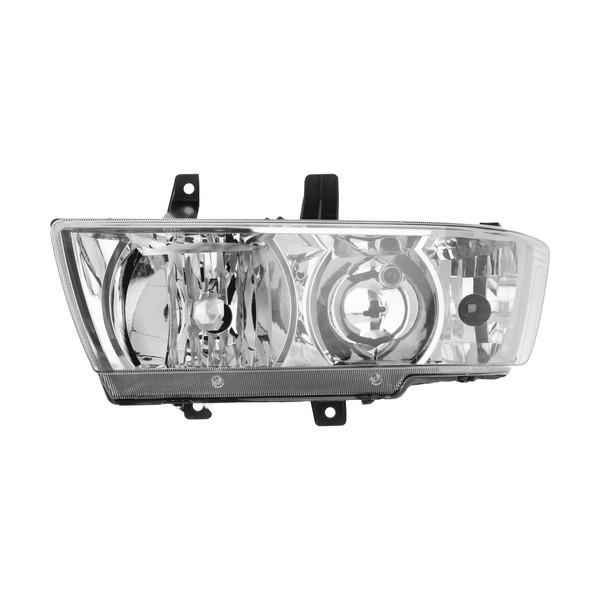 چراغ جلو راست کروز پلاس مدل CR50070301 مناسب برای سمند