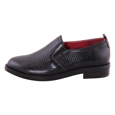 تصویر کفش روزمره زنانه شهر چرم مدل IR01018-1
