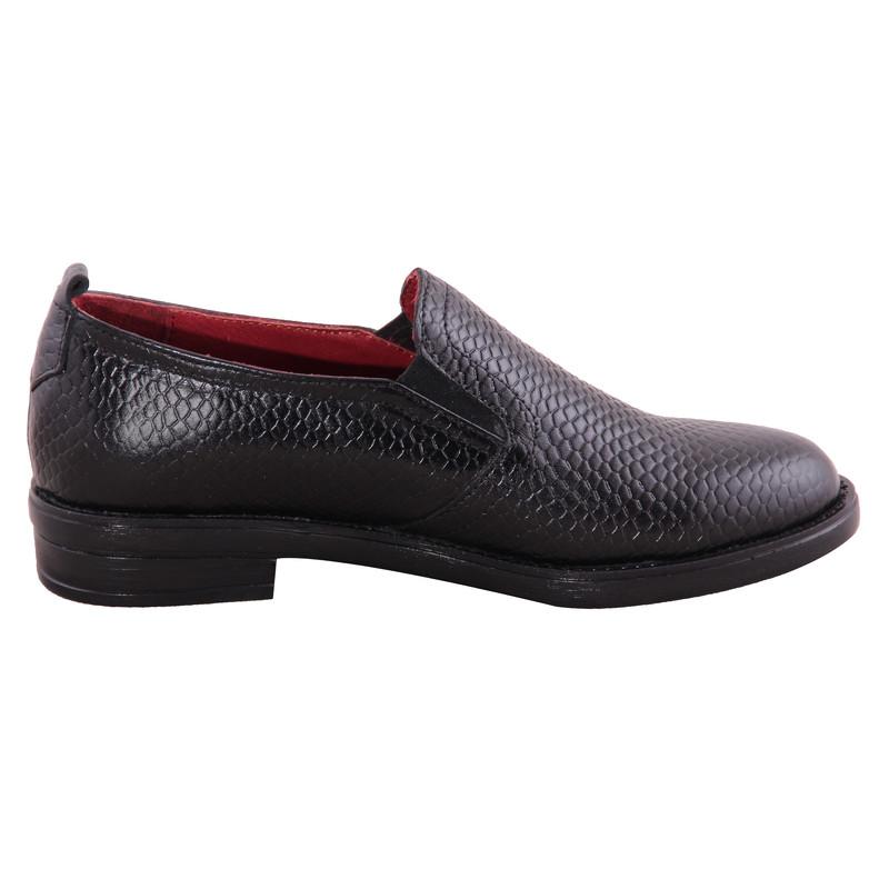کفش روزمره زنانه شهر چرم مدل IR01018-1