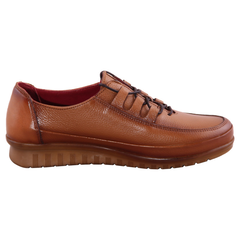 کفش روزمره زنانه شهر چرم مدل IR01023-6