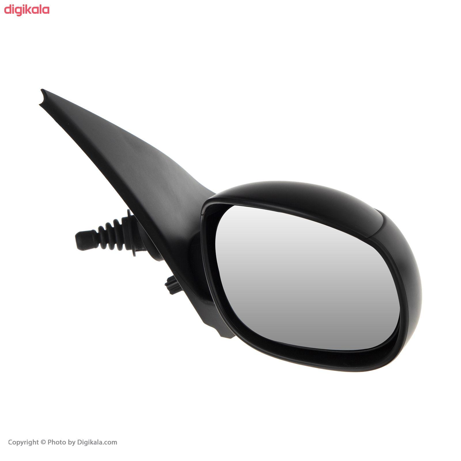 آینه جانبی راست کروز پلاس مدل CR34060201 کد 04 مناسب برای پژو 206 main 1 1