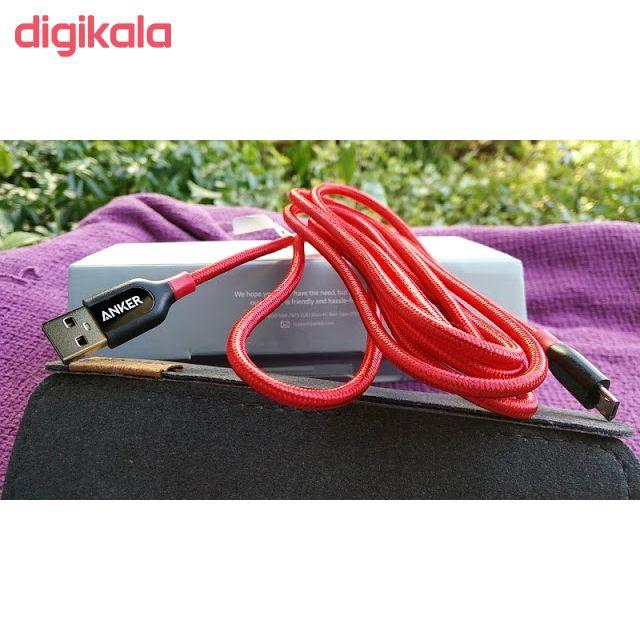 کابل تبدیل USB-C به USB انکر مدل A8168 PowerLine Plus طول 0.9 متر main 1 9