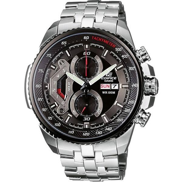 قیمت و خرید                      ساعت مچی عقربه ای مردانه کاسیو مدل EF-558D-1AVDF