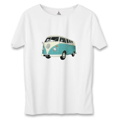 تی شرت مردانه به رسم طرح فولکس واگن کد 3371