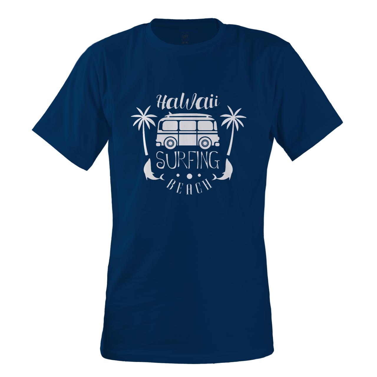 تی شرت مردانه مسترمانی مدل سفر کد 17