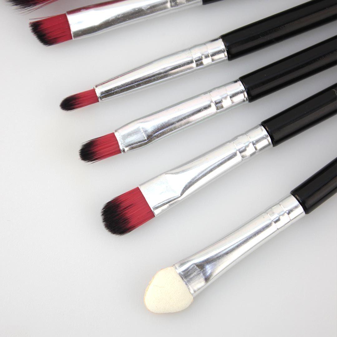 ست برس آرایشی هلو کیتی مدل 01 مجموعه 7 عددی -  - 3