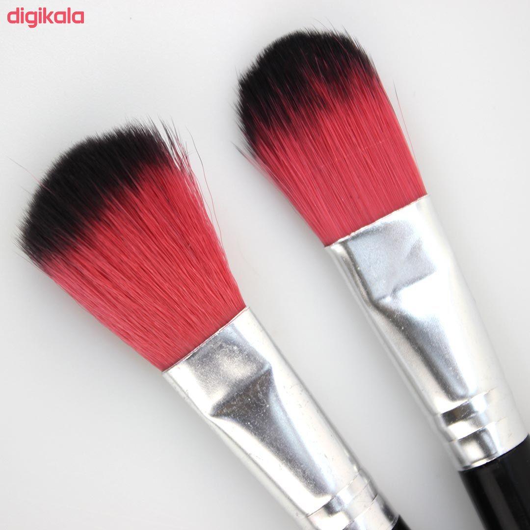 ست برس آرایشی هلو کیتی مدل 01 مجموعه 7 عددی main 1 3