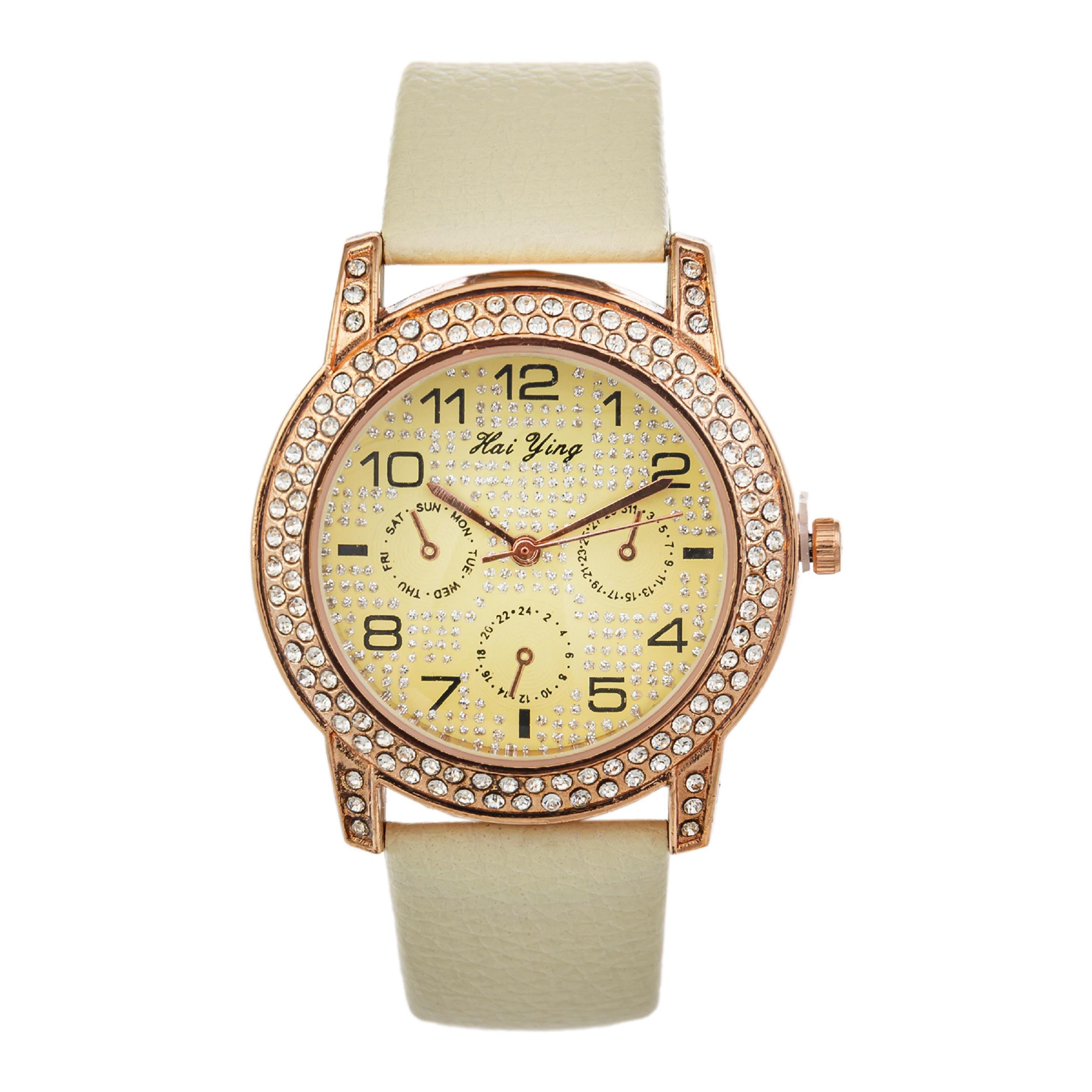 خرید                                       ساعت مچی عقربه ای  زنانه  های یانگ کد 048