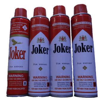 گاز فندک جوکر مدل 001 بسته 4 عددی