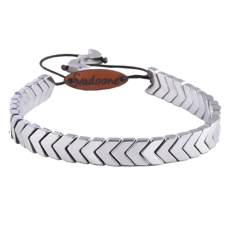 دستبند مردانه شادونه کد Shn8m