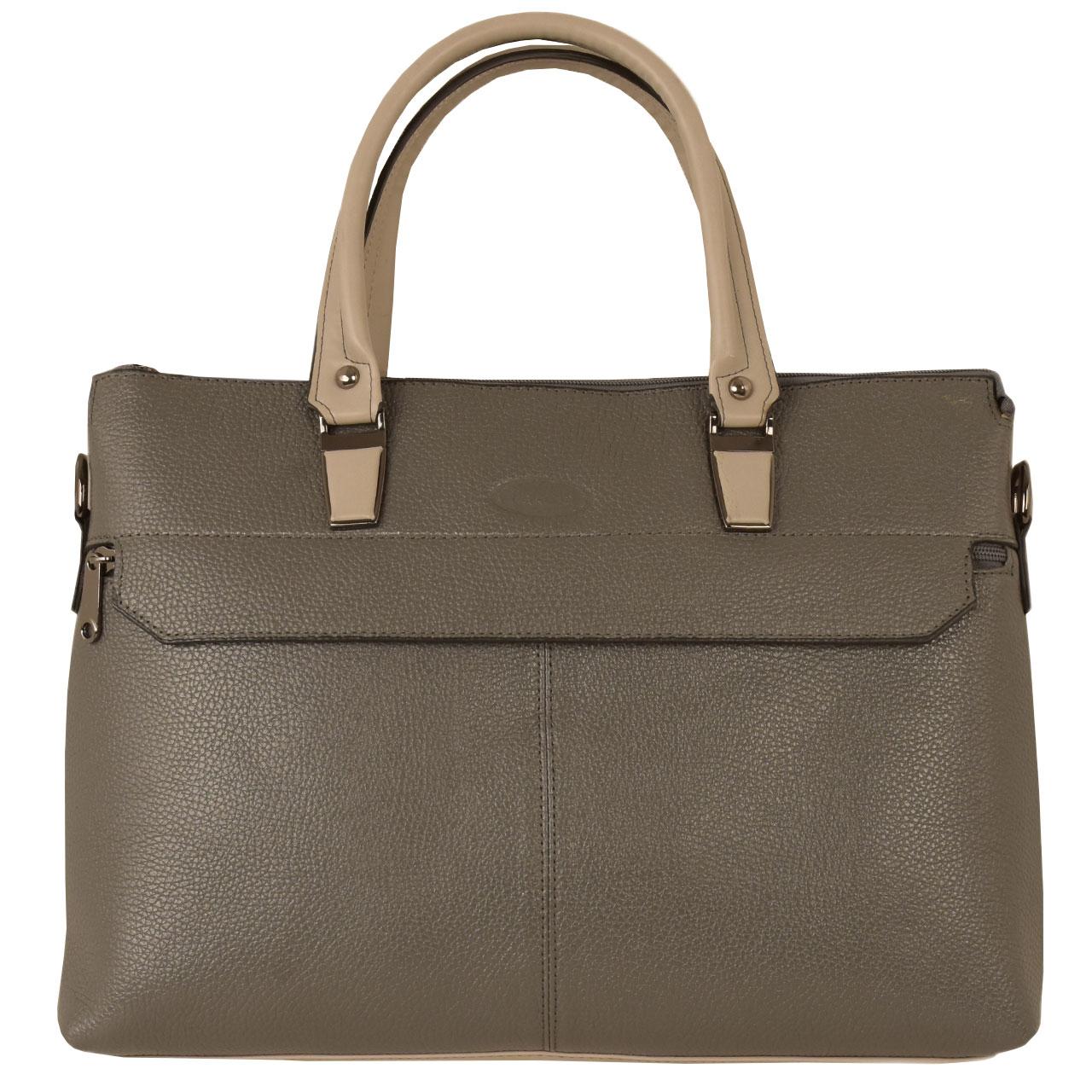 کیف اداری زنانه پارینه چرم مدل PLV165-3-1587
