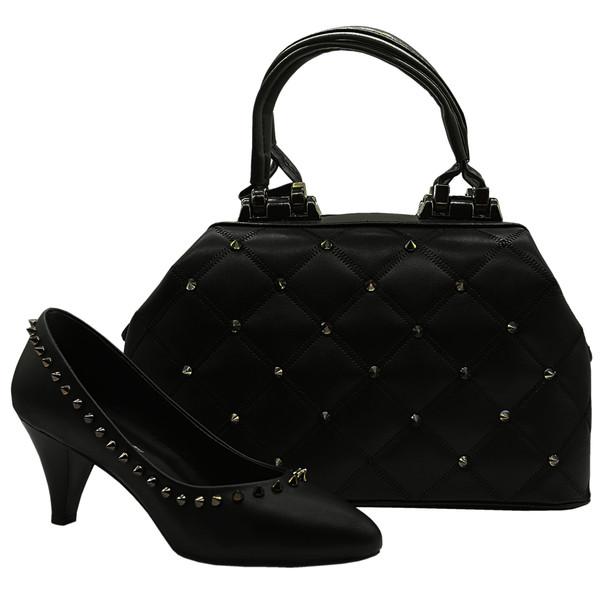 ست کیف و کفش زنانه کد ZBZ33