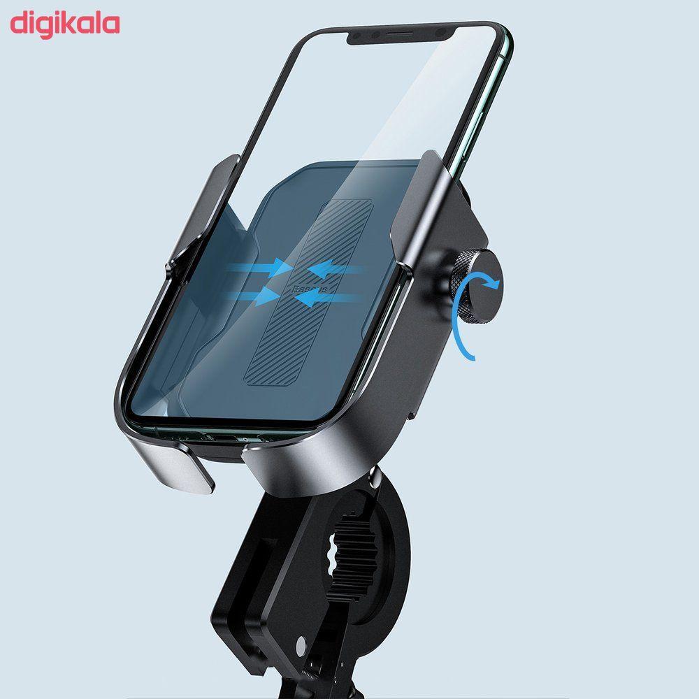 پایه نگهدارنده گوشی موبایل باسئوس مدل SUKJA  main 1 3