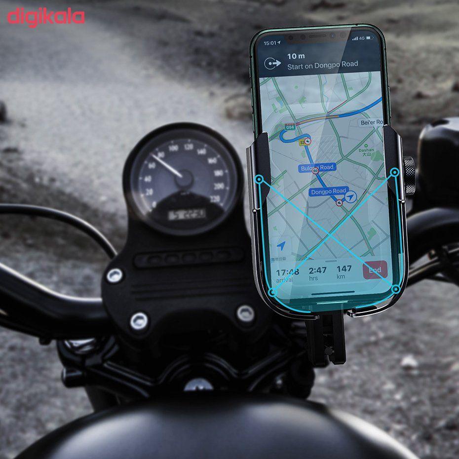 پایه نگهدارنده گوشی موبایل باسئوس مدل SUKJA  main 1 4