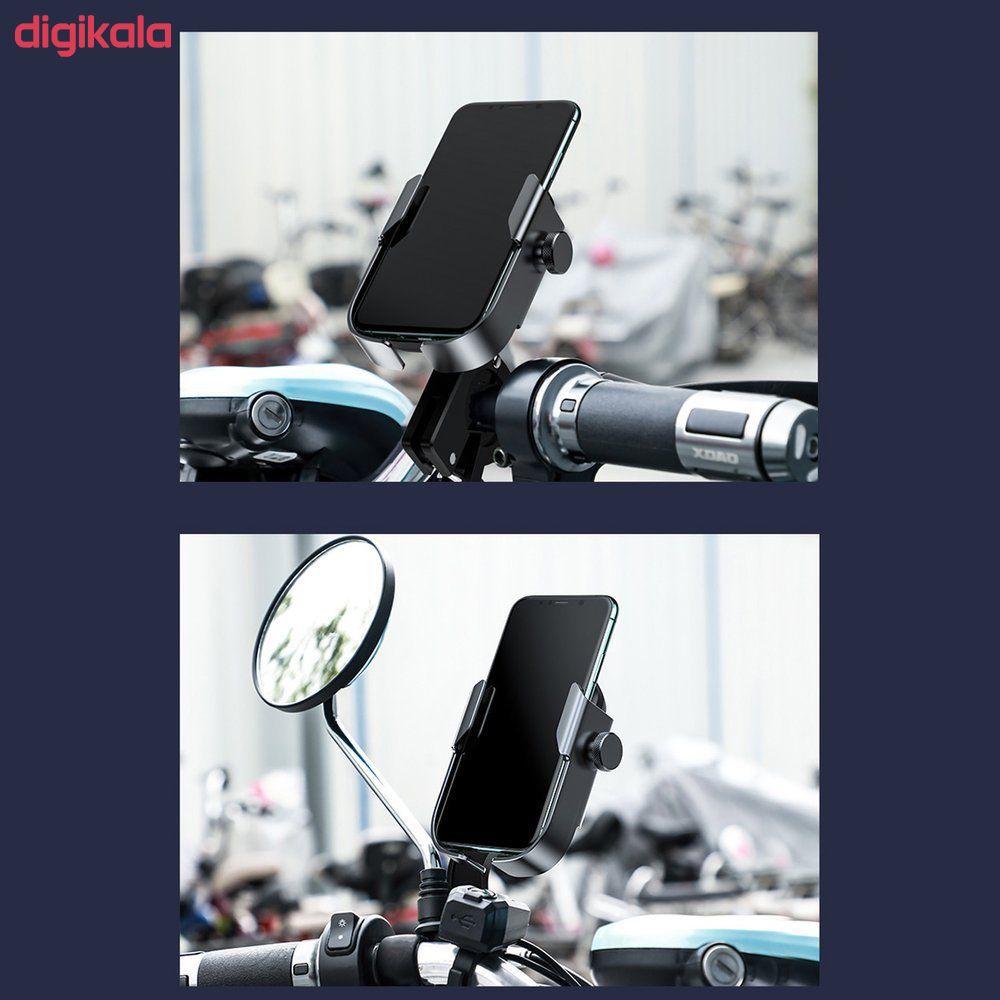 پایه نگهدارنده گوشی موبایل باسئوس مدل SUKJA  main 1 6